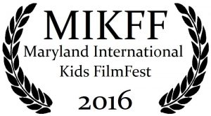 Maryland International Kids FilmFest 2016 Selection